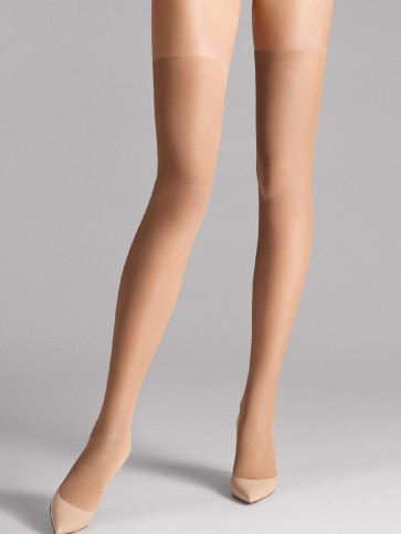 Wolford Fatal 15 seamless Stay-Up ,Wolford