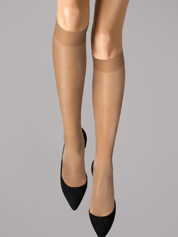 Wolford Satin Touch 20 Knee-Highs ,Wolford