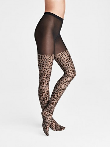 Wolford Logomania Tights,Wolford