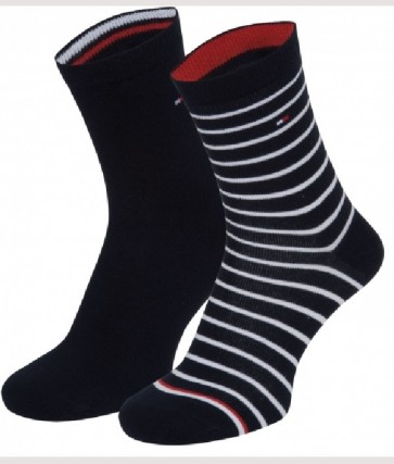 Tommy Hilfiger Stripe women sock,Tommy Hilfiger