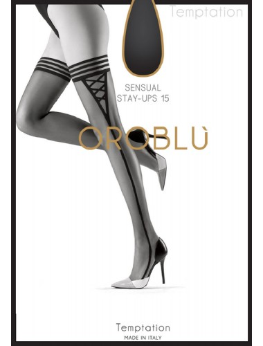 Oroblu Temptation 15 hold up,Oroblu