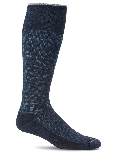 Sockwell Shadow box men navy,Sockwell