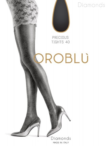 Oroblu Diamonds 40 tights ,Oroblu