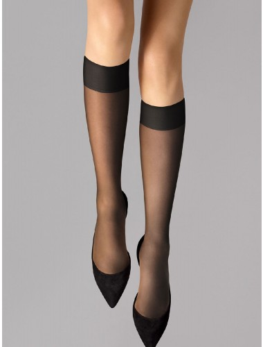 Wolford Sheer 15 kniekous,Wolford